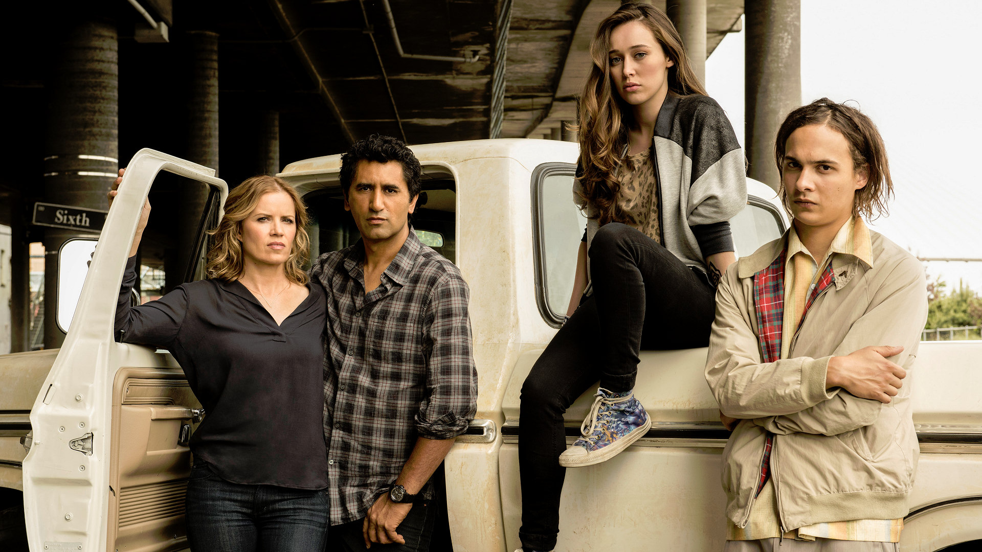 Fear The Walking Dead Season 2 Gets A Premiere Date | The Walking Dead