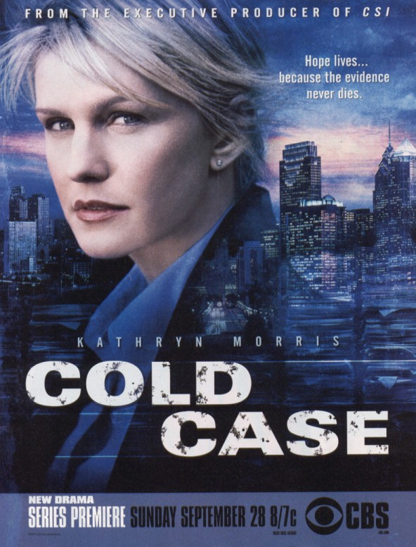 show cold case season 0 return date canceled website epguides imdb c